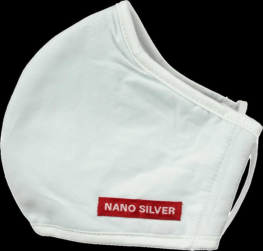 Ag+ Nanosilber Maske, waschbar, 3-lagig