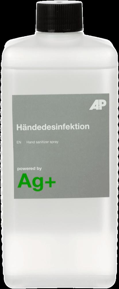 Ag+ Händedesinfektion Euro