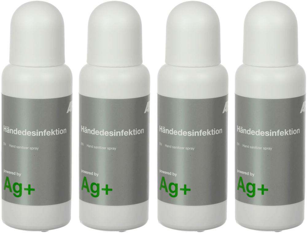 Ag+ Hand Disinfectant