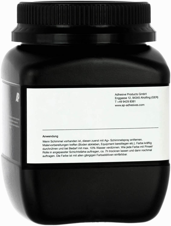 Ag+ Farbe gegen Schimmel und Schadstoffe